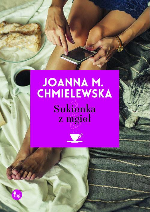 okładka Sukienka z mgieł, Książka | M. Chmielewska Joanna