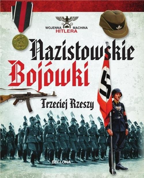 okładka Nazistowskie bojówki Trzeciej Rzeszy, Książka | Caballero Jurado Carlos
