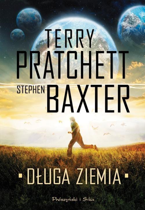 okładka Długa Ziemia, Książka | Terry Pratchett, Stephen Baxter
