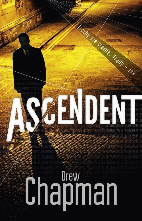 okładka Ascendent, Książka   Chapman Drew