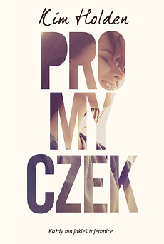 okładka Promyczek, Książka | Holden Kim