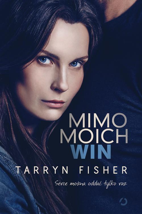 okładka Mimo moich win, Książka | Tarryn Fisher