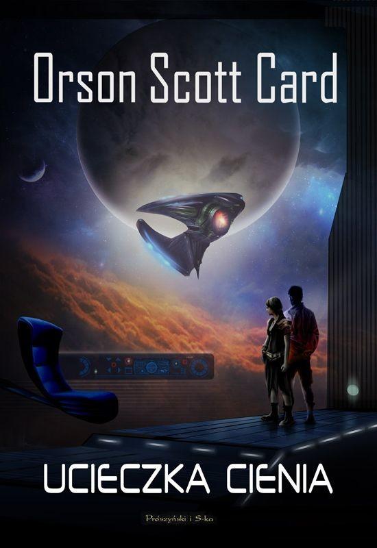 okładka Ucieczka cieniaksiążka |  | Scott Card Orson