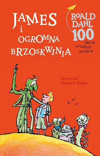 okładka James i ogromna brzoskwiniaksiążka |  | Roald Dahl