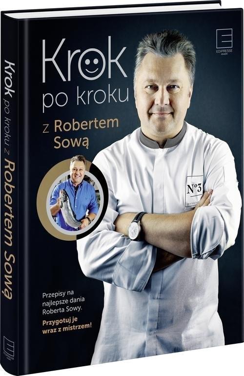 okładka Krok po kroku z Robertem Sową, Książka | Sowa Robert