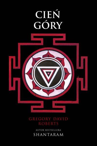 okładka Cień góry, Książka | David Roberts Gregory