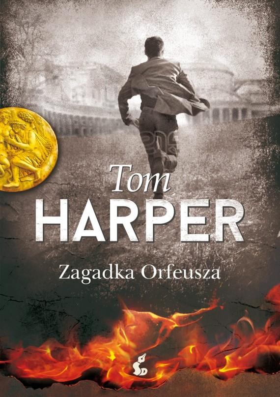 okładka Zagadka Orfeusza, Książka | Harper Tom