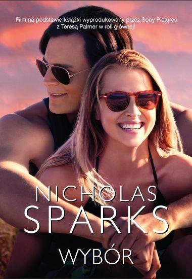okładka Wybórksiążka      Sparks Nicholas