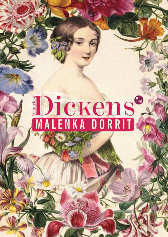 okładka Maleńka Dorrit, Książka | Charles Dickens