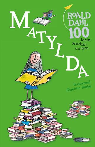 okładka Matylda. KsiążkaDahl Roald