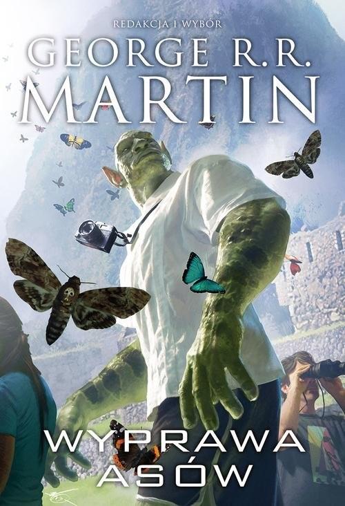 okładka Wyprawa asów, Książka | R.R. Martin George
