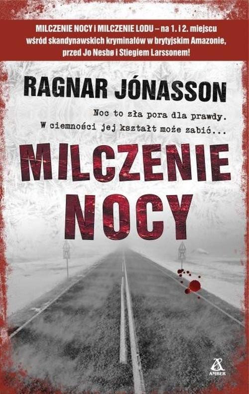okładka Milczenie nocy, Książka | Jonasson Ragnar