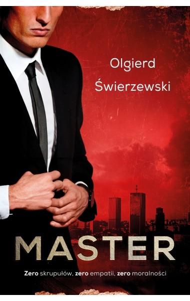 okładka Master, Książka | Olgierd  Świerzewski
