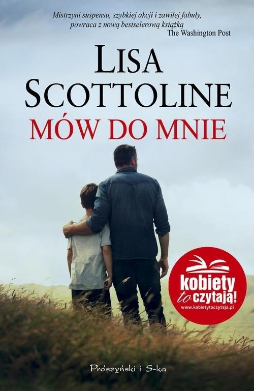 okładka Mów do mnie, Książka | Lisa Scottoline