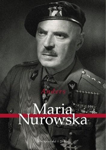 okładka Anders, Książka | Nurowska Maria
