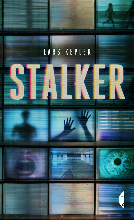 okładka Stalker, Książka   Kepler Lars