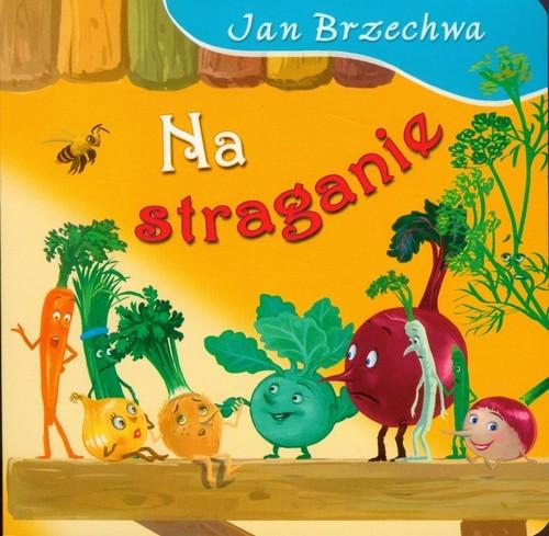 okładka Na straganie, Książka | Brzechwa Jan
