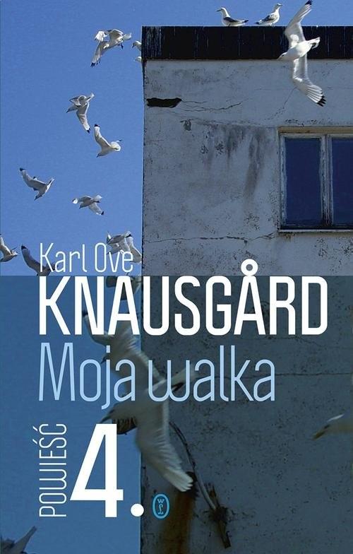 okładka Moja walka. Księga 4, Książka | Ove Knausgård Karl