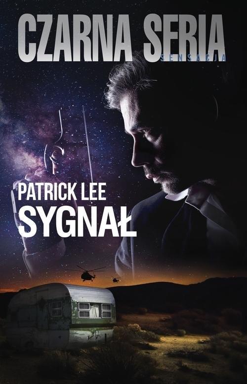 okładka Sygnał, Książka | Lee Patrick