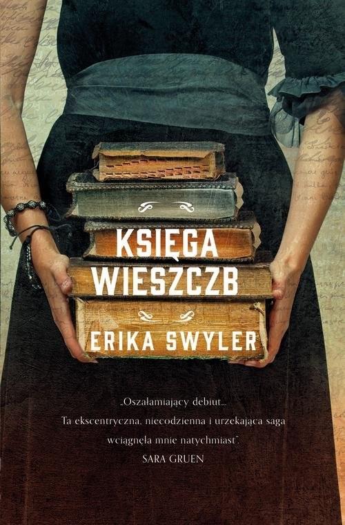 okładka Księga wieszczb, Książka | Swyler Erika