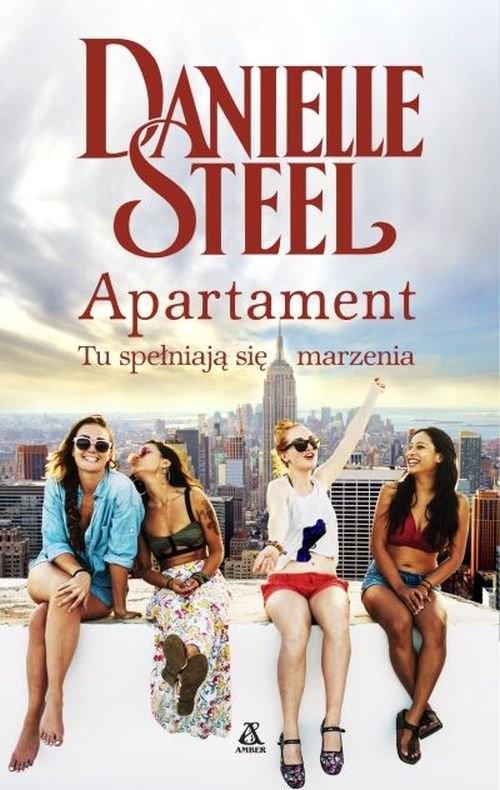 okładka Apartament, Książka | Danielle Steel