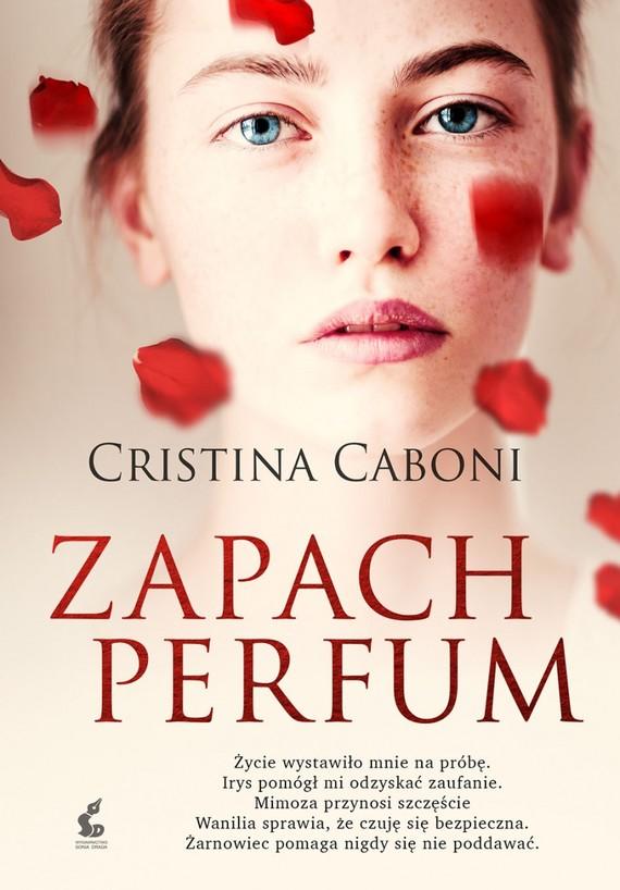 okładka Zapach perfum, Książka | Cristina Caboni