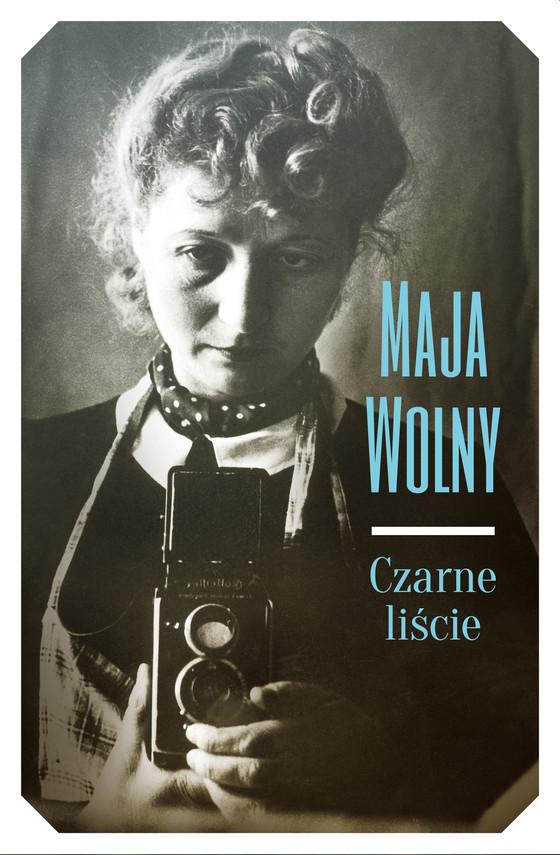 okładka Czarne liście, Książka | Wolny-Peirs Maja