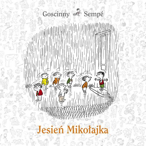 okładka Jesień Mikołajka, Książka | Goscinny Rene, Sempé Jean-Jacques