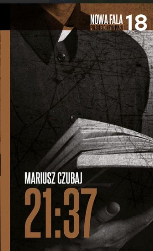 okładka 21:37, Książka | Mariusz Czubaj