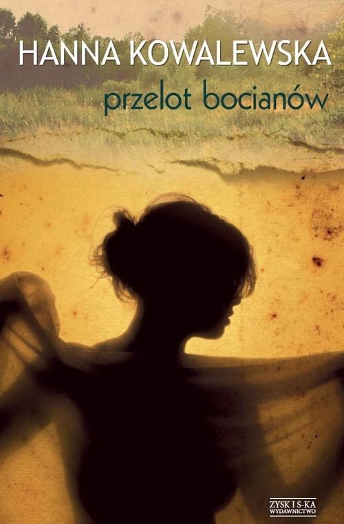 okładka Przelot bocianówksiążka |  | Hanna Kowalewska