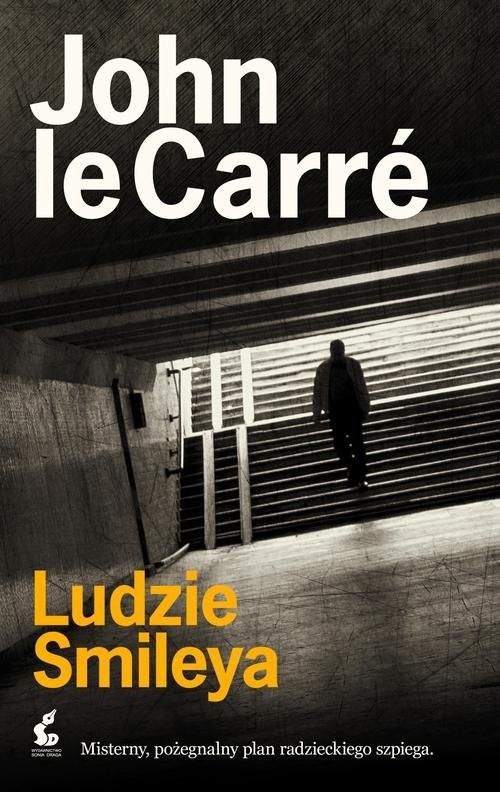 okładka Ludzie Smileyaksiążka      John  le Carré
