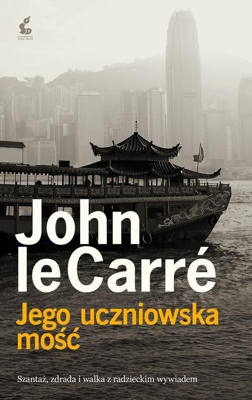 okładka Jego uczniowska mość, Książka | John  le Carré
