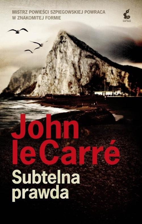 okładka Subtelna prawda, Książka | le Carré John