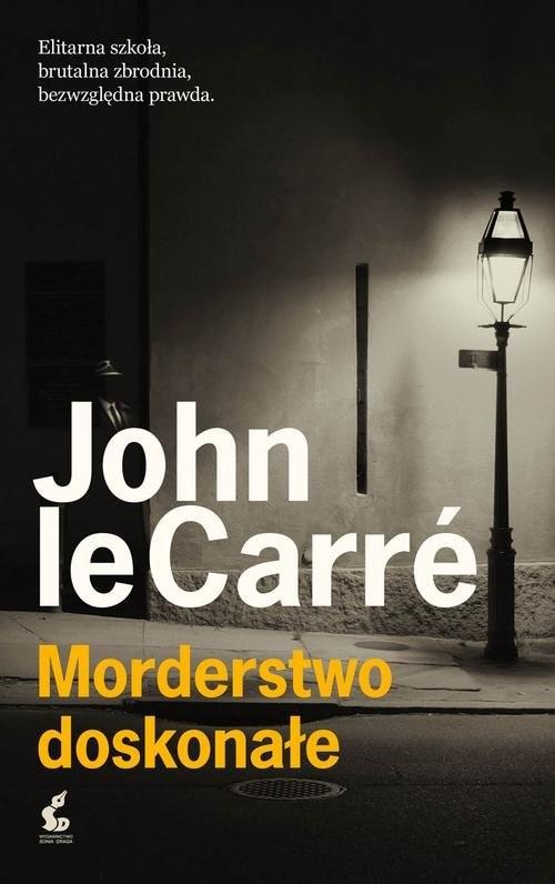 okładka Morderstwo doskonałe, Książka | le Carré John