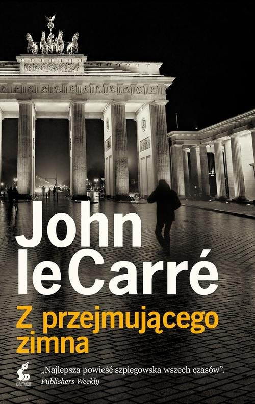 okładka Z przejmującego zimna, Książka | le Carré John
