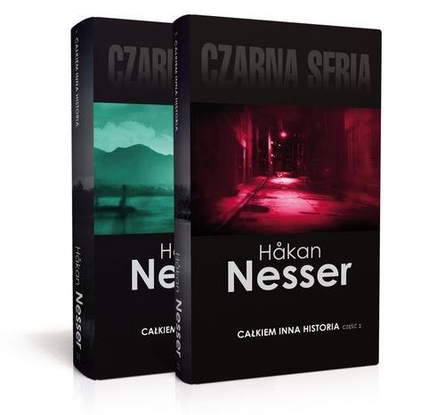 okładka Całkiem inna historia. Część 1 i 2 pakiet, Książka | Nesser Hakan