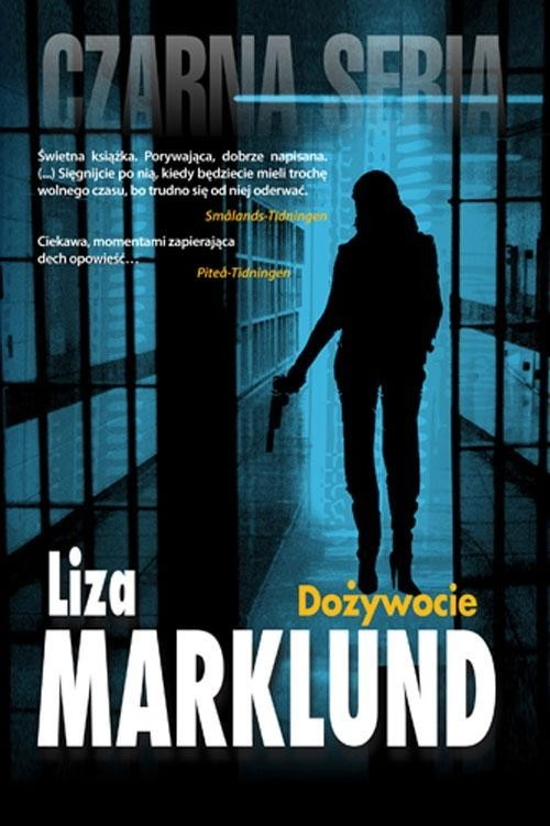 okładka Dożywocie, Książka | Marklund Liza