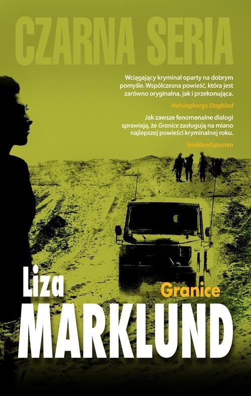 okładka Graniceksiążka |  | Liza Marklund
