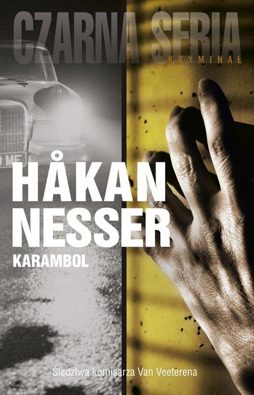 okładka Karambol, Książka | Håkan Nesser