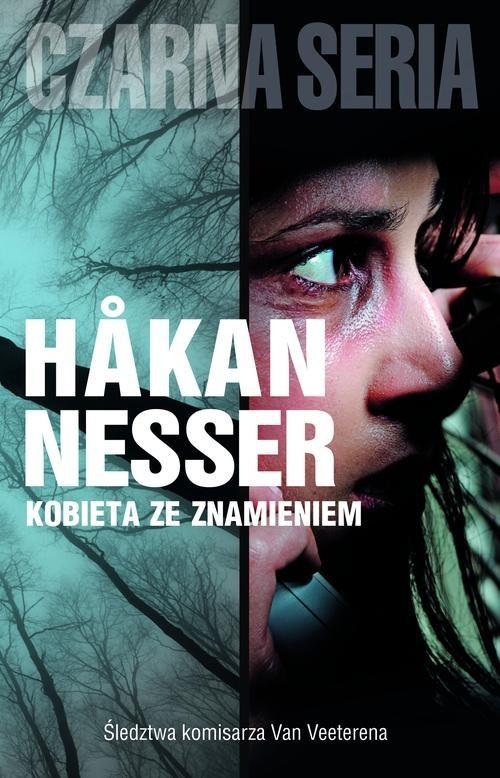 okładka Kobieta ze znamieniem, Książka | Nesser Hakan