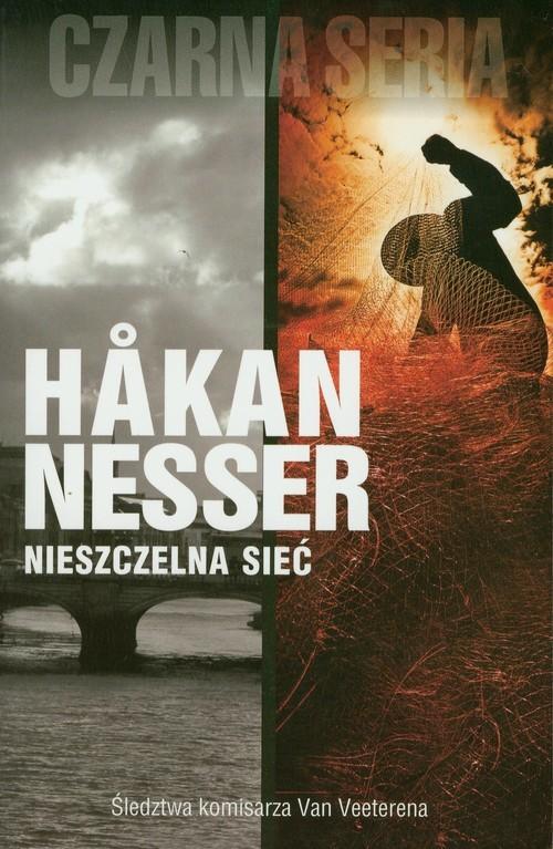 okładka Nieszczelna sieć, Książka | Håkan Nesser