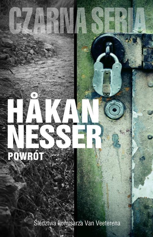 okładka Powrót, Książka | Håkan Nesser