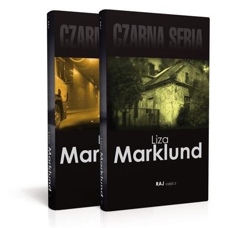 okładka Raj. Część 1 i 2- pakiet, Książka | Marklund Liza