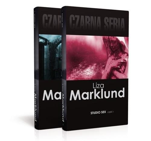 okładka Studio sex. Częsć 1 i 2- pakiet, Książka | Marklund Liza