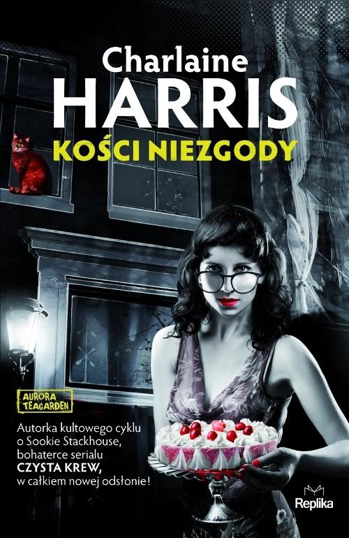 okładka Kości niezgody, Książka | Charlaine Harris