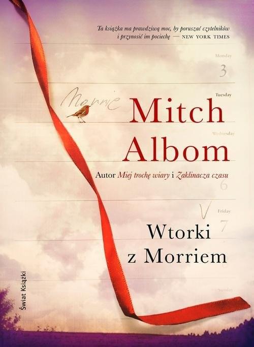 okładka Wtorki z Morriem, Książka | Mitch Albom
