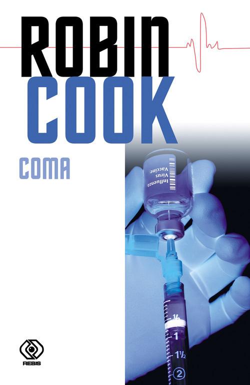 okładka Coma, Książka | Cook Robin