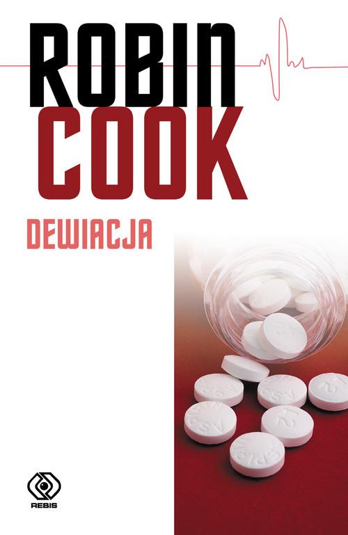 okładka Dewiacja, Książka | Cook Robin