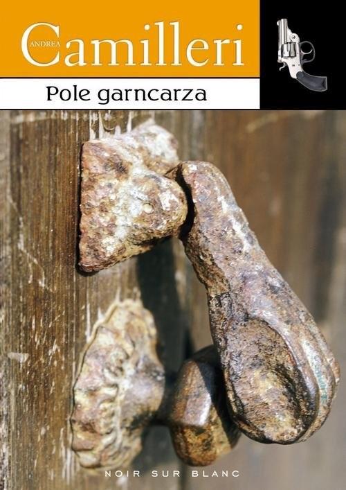 okładka Pole garncarza, Książka | Andrea Camilleri