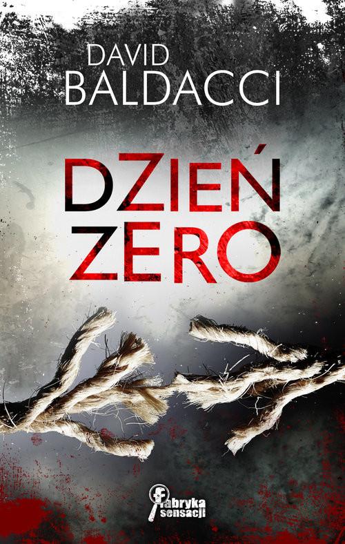 okładka Dzień zero, Książka | Baldacci David
